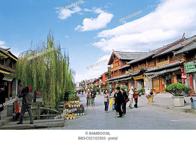Lijiang City, Yunnan Province of People's Republic of China