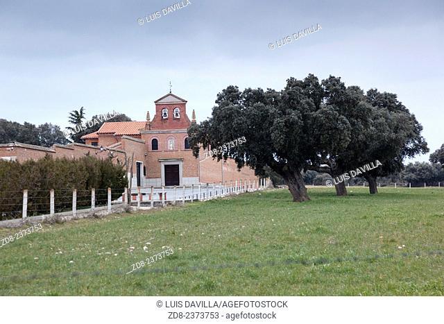 carmelitas convent of duruelo