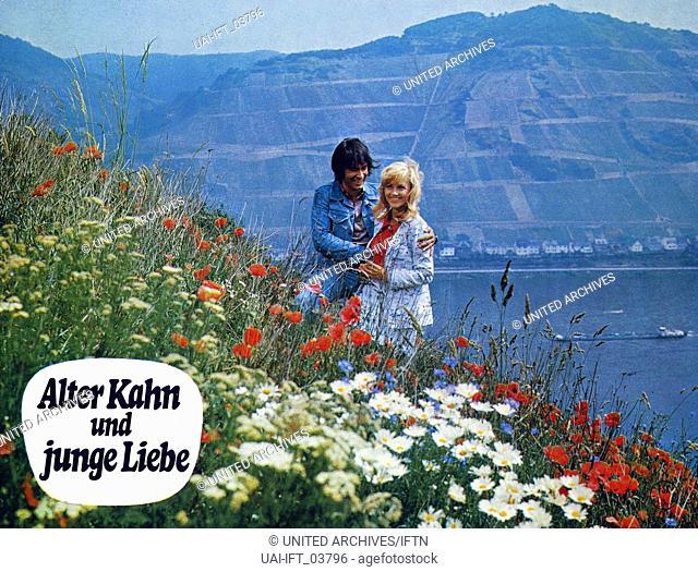 Alter Kahn und junge Liebe, Deutschland 1973, Regie: Werner Jacobs, Darsteller: Roy Black, Barbara Nielsen