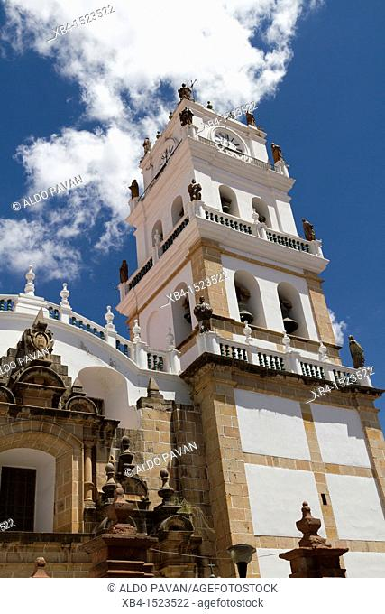 Bolivia, Sucre, Cathedral