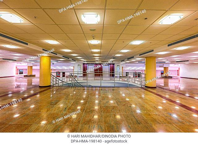 Air conditioned halls, dhyanchand hockey stadium, delhi, india, asia