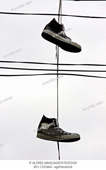 sports hanging
