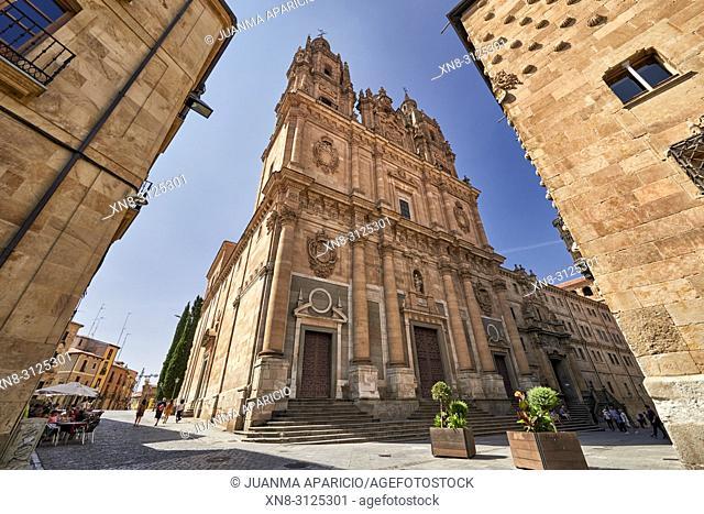 Iglesia del Espíritu Santo (Clerecía), Salamanca City, Province of SalamancaSpain, Europe