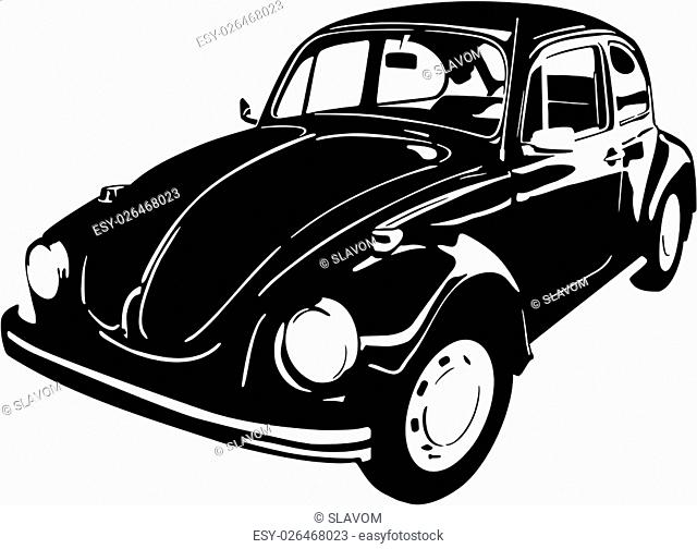 Headlight Old Beetle Stock Photos And Images
