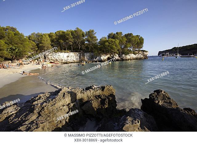 Cala en Turqueta, Menorca,Balearic Islands, Spain