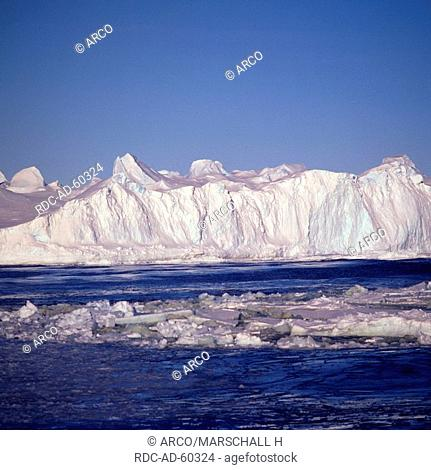 Iceberg in the Weddell Sea, Antarctica