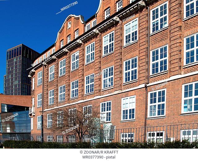 Bernhard-Nocht-Institute, Hamburg, Germany