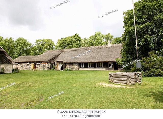 Muhu Museum, Muhu Island, Saare County, Estonia