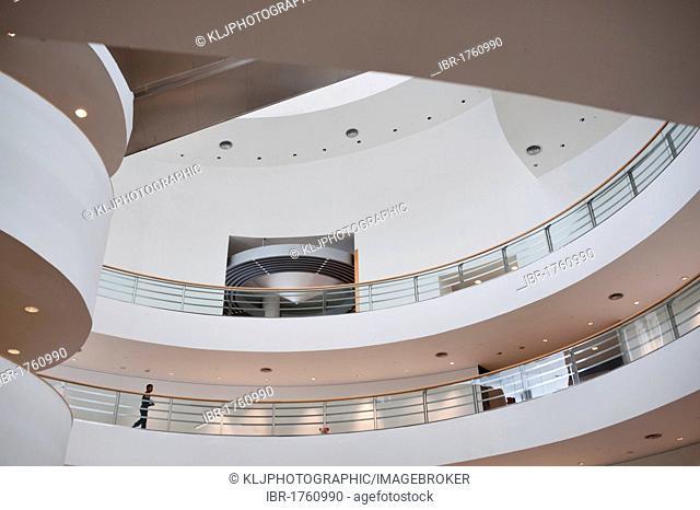 Interior of the Arts and Culture Center Bangkok, Thailand, Asia