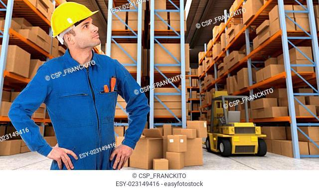 Warehouse operative b