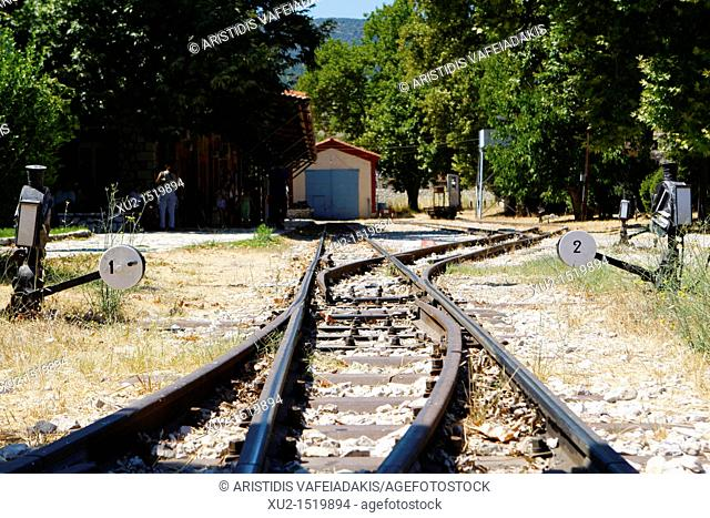 The cog railway was a daring idea of Greek Prime Minister Charilaos Trikoupis, ultimately designed by French specialists in 1889  The construction lasted seven...