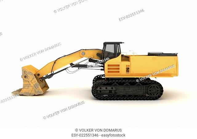 earth mover vehicle