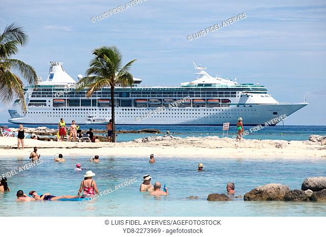 Royal Caribbean Cruise to Coco Key, Bahamas