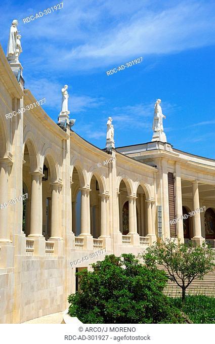 Sanctuary of Our Lady of Fatima, Fatima, Portugal / Basilica of Our Lady of the Rosary, Santuario de Fatima