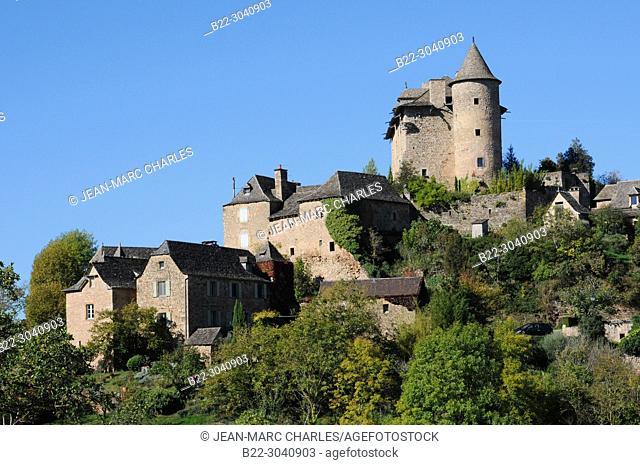 Panat, North Aveyron, Midi-Pyrénées, Occitanie, France