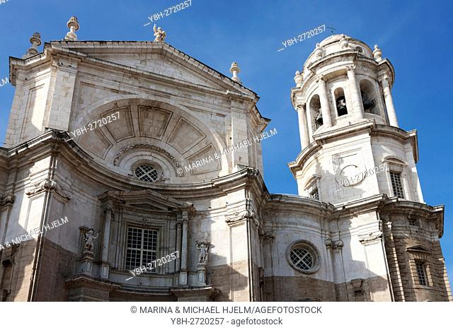 Cathedral, Cadiz, Andalusia; Spain