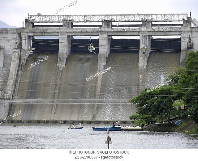 Malampuzha Dam, Kerala, India