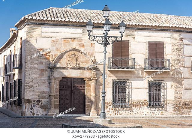House Chaplain Bernardas., Almagro, Ciudad Real, Castilla La Mancha, Spain