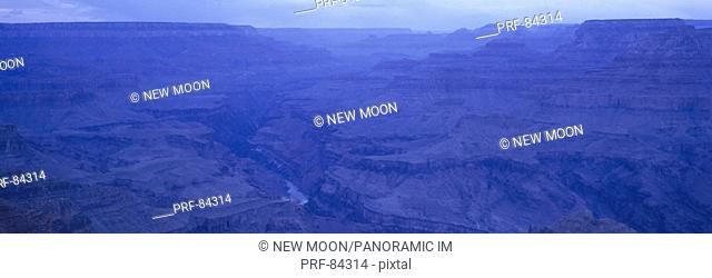 Lipman Point South Rim Grand Canyon National Park AZ