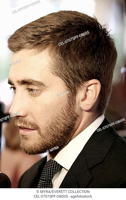 Jake Gyllenhaal at arrivals for RENDITION World Premiere at the 32nd Annual Toronto International Film Festival, Roy Thomson Hall, Toronto, Canada, ON