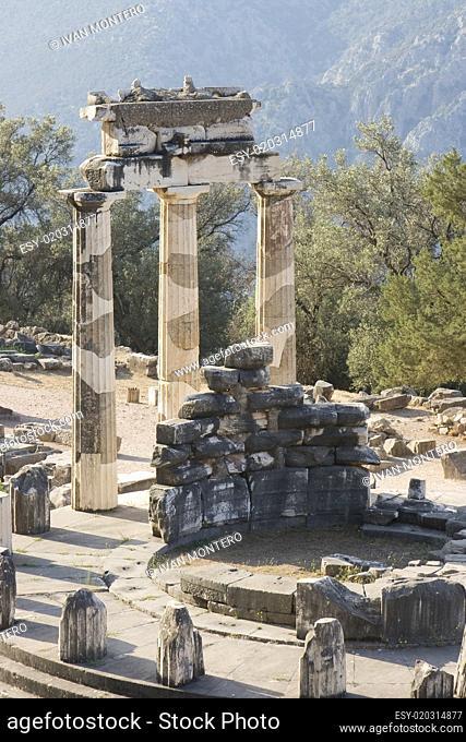 delphi oracle Greece