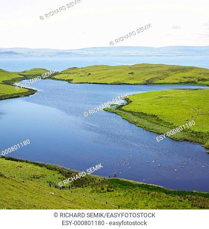 Rathlin Island, County Antrim, Northern Ireland