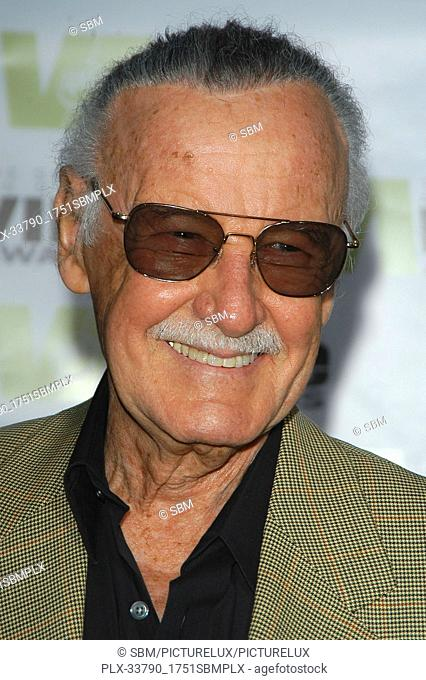 "Stan Lee at The 2nd Annual """"Vibe Awards On UPN"""" - Arrivals held at the Barker Hangar in Santa Monica, CA. The event took place on Monday, November 15, 2004"