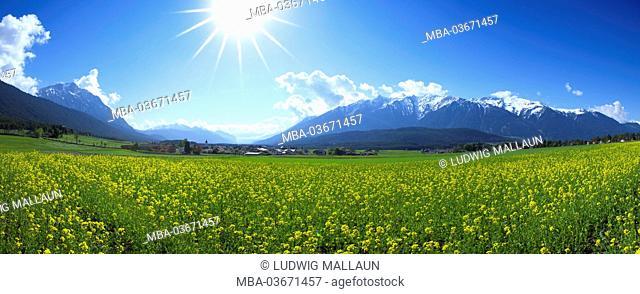 Austria, Tyrol, Wildermieming
