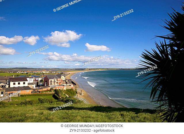 Tramore Strand, Tramore, County Waterford, Ireland