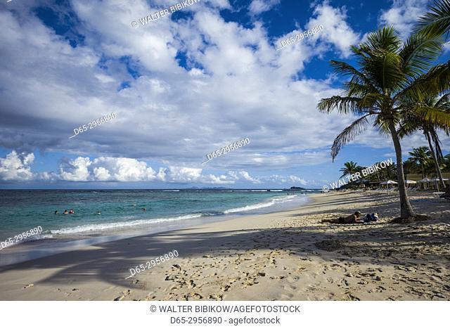 Netherlands, Sint Maarten, Dawn Beach, Dawn Beach