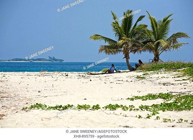 Bolanos Caye, Cochinos Cays, Bay Islands, Honduras