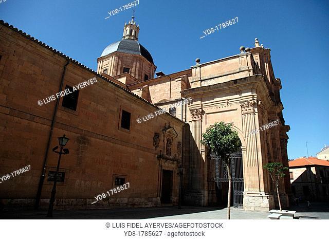 Convento de la Purisima MM. Augustinian Recollect, Salamanca, Castilla y Leon, Spain, Europe