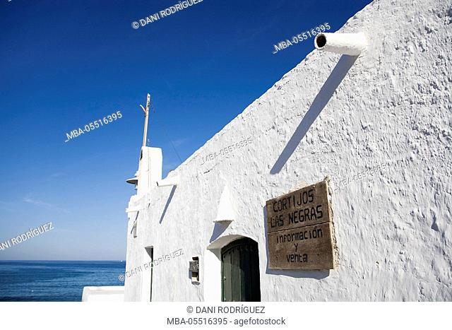 Las Negras, Cabo de Gata, Almeria, Andalusia, Spain