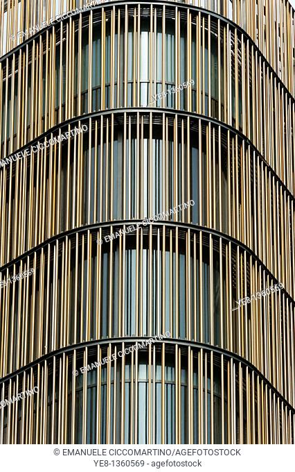 Office complex, 2010, Dongcheng District, Beijing, China, Asia