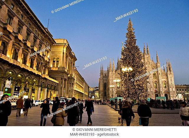 shopping, milano, lombardia, italia