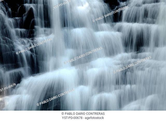 Waterfall, Paraná, Brazil