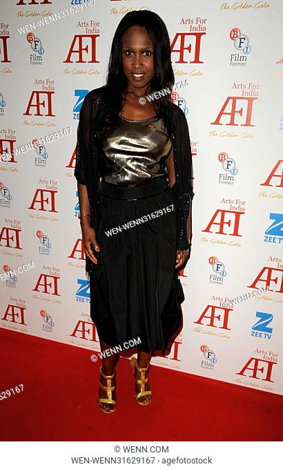 Arts for India Golden Gala - Arrivals Featuring: Michelle Gayle Where: London, United Kingdom When: 31 May 2017 Credit: WENN.com