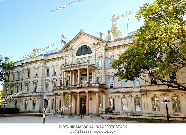 State Capitol Building Statehouse Trenton New Jersey Capital