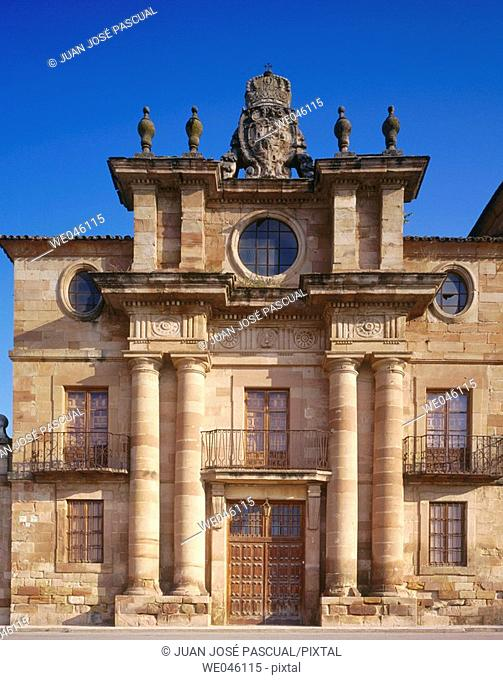 Pablo de Olavide's palace (18th century), La Carolina. Jaén province, Andalusia, Spain