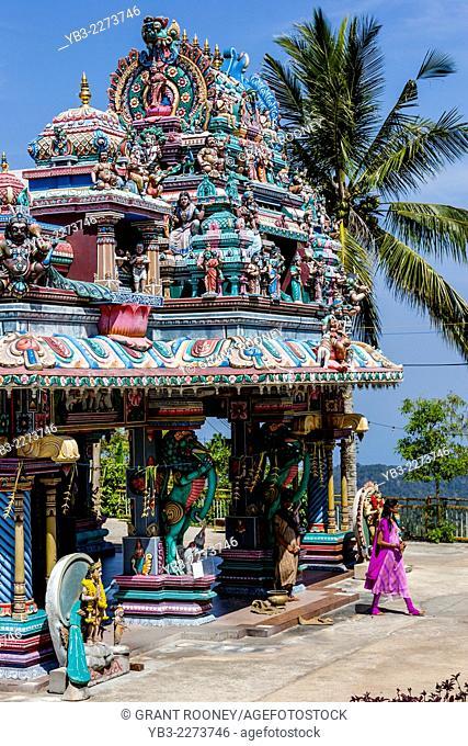 Sri Aruloli Thirumurugan (Penang Hill Hindu Temple), Penang, Malaysia
