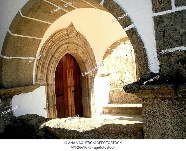 Ermita (chapel), Torrequemada, Cáceres province, Extremadura, Spain