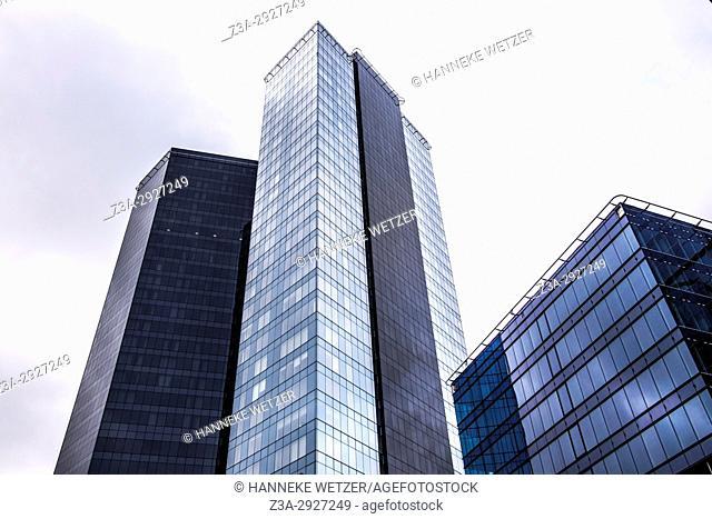 High rise building in Tallinn, Estonia, Europe