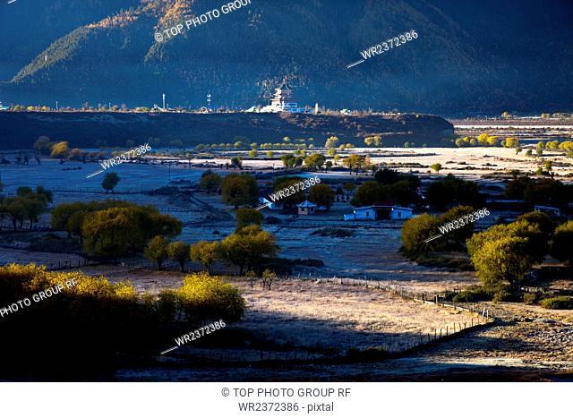 Tibet Nyingchi Prefecture