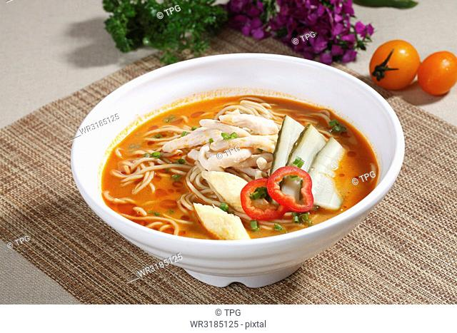 hot and sour noodle