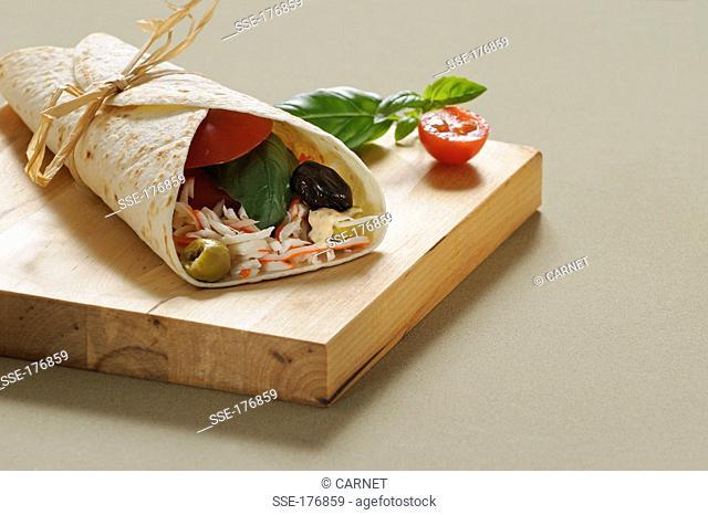 Surimi Kebab