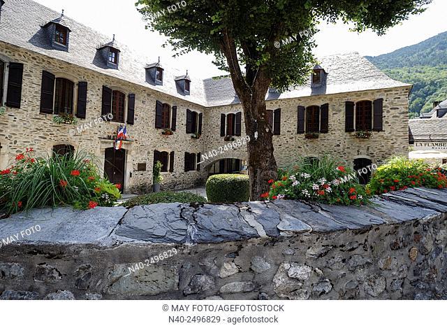 Saint Lary town hall, France