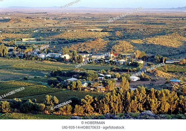 Orange River, Cape Wine Route, Northern Cape