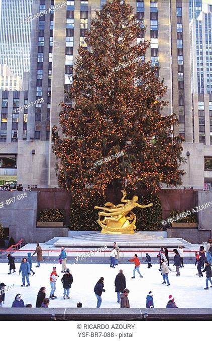 Christmas, New York, United States