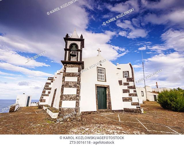 Chapel of Nossa Senhora da Ajuda, Santa Cruz, Graciosa Island, Azores, Portugal