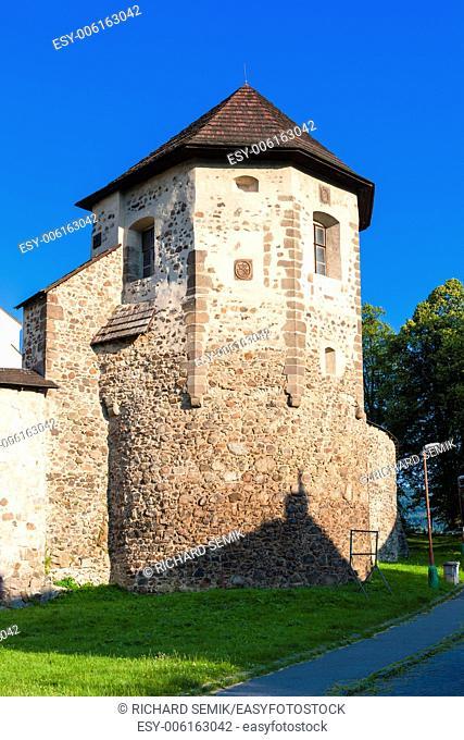 castle in Kremnica, Slovakia